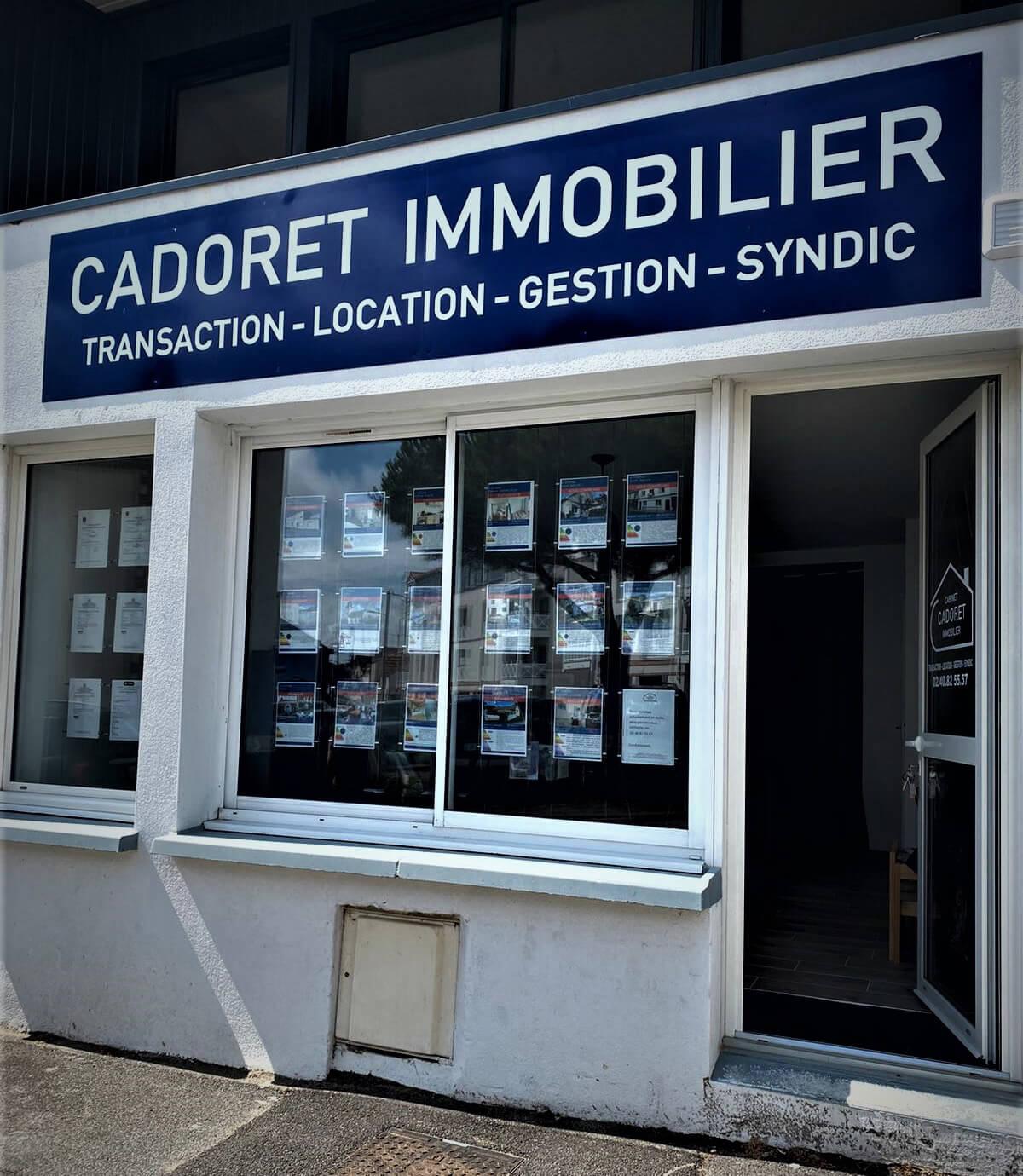 Cadoret Immobilier Saint-Brévin