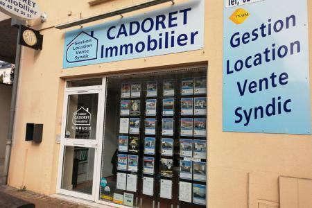 Cabinet Cadoret Immobilier Pornic